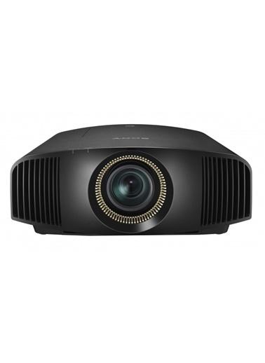 Sony VPL-VW550ES Siyah Ev Sineması Projektörü Renkli